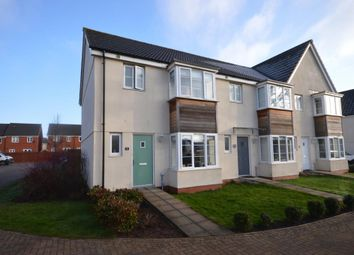 Thumbnail 3 bed end terrace house for sale in Robert Davy Road, The Rydons, Exeter, Devon