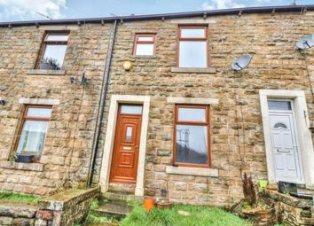 Thumbnail 3 bed terraced house for sale in Melrose Terace, Bacup, Weir, Lancashire