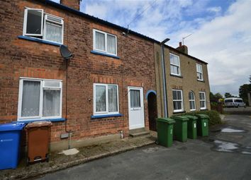 Thumbnail 2 bed terraced house to rent in Stockwell Lane, Brandesburton, East Yorkshire