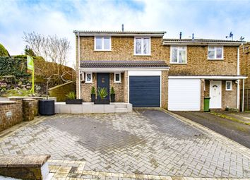 Thumbnail 3 bed semi-detached house for sale in Birkbeck Place, Owlsmoor, Sandhurst, Berkshire
