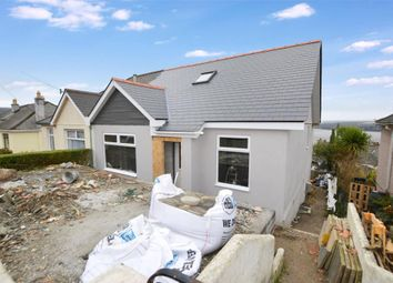 Thumbnail 3 bed semi-detached bungalow for sale in Hillside Avenue, Saltash, Cornwall