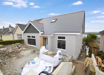 Thumbnail 3 bedroom semi-detached bungalow for sale in Hillside Avenue, Saltash, Cornwall