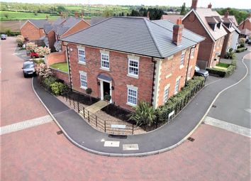 5 bed detached house for sale in Glover Close, Anstey, Leicester LE7