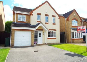 Thumbnail 4 bed detached house for sale in Germander Way, Bicester, Oxfordshire