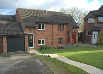 Thumbnail 3 bed semi-detached house for sale in Rogers Meadow, Marlborough, Wiltshire