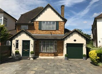 Thumbnail 3 bed detached house for sale in Spring Court Road, Enfield, Middx.