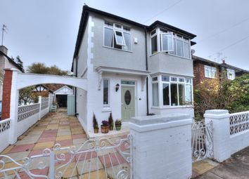 Thumbnail 4 bed detached house for sale in Esplen Avenue, Crosby, Liverpool