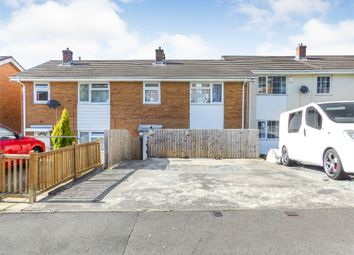 Thumbnail 3 bed terraced house for sale in St Davids Close, Loughor, Swansea, West Glamorgan