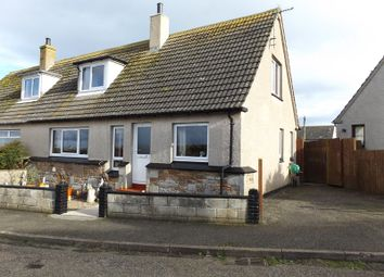 Thumbnail 3 bed semi-detached house for sale in Tower Square, Ackergill, Wick