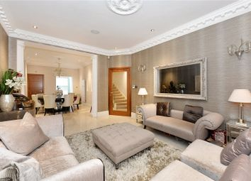 Thumbnail 6 bed terraced house for sale in Welbeck Street, Marylebone, London