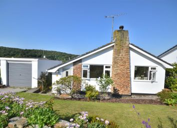 Thumbnail 3 bed detached bungalow for sale in Cryben, Gweek, Helston