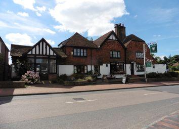 Thumbnail Pub/bar for sale in High Street, East Sussex: Burwash