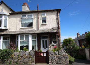 Thumbnail 4 bed end terrace house for sale in Gowan Brae With Basement Flat, 3 Oaklea Terrace, Fernleigh Road, Grange-Over-Sands, Cumbria