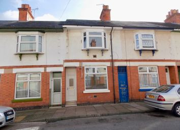 Thumbnail 3 bed terraced house to rent in Conway Road, Leicester