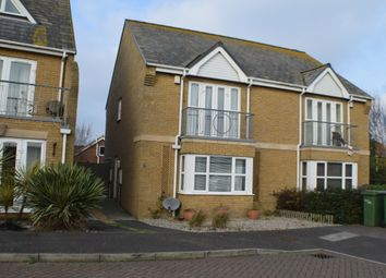 Thumbnail 3 bed town house to rent in Nelson Mews, Littlestone, New Romney