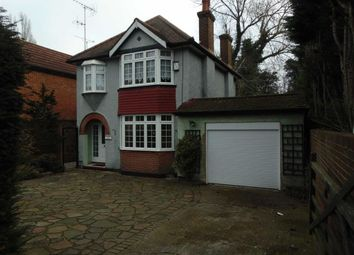 Thumbnail 3 bed detached house for sale in Sevenoaks Way, Orpington, Kent