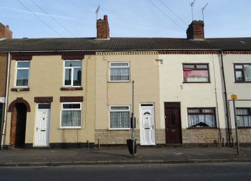 3 bed terraced house for sale in Belvoir Road, Coalville, Leicestershire LE67