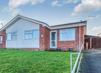 Thumbnail 2 bed semi-detached bungalow for sale in Chilcott Close, Tiverton