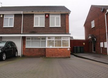 Thumbnail 3 bed semi-detached house for sale in William Kerr Road, Tipton