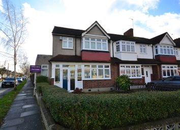 Thumbnail 4 bed end terrace house for sale in Cannon Hill Lane, Raynes Park