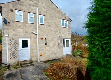 Thumbnail 3 bed semi-detached house for sale in Smithy Knoll Road, Calver, Hope Valley