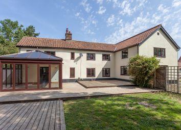 5 bed detached house for sale in Broadgate Lane, Great Moulton, Norwich NR15