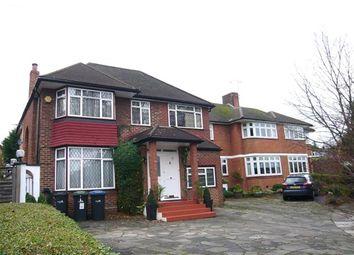 Thumbnail 4 bed detached house to rent in Clifton Gardens, Oakwood, Oakwood, Enfield EN2,