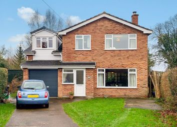 Thumbnail 5 bed detached house for sale in Church Croft, Madley, Hereford