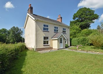 Thumbnail 3 bed detached house for sale in Crossgates, Llandrindod Wells