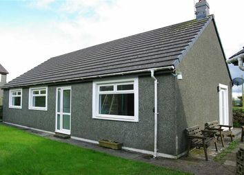 Thumbnail 3 bed detached bungalow for sale in Fairbush Close, Crundale, Haverfordwest