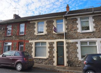 Thumbnail 3 bed terraced house for sale in Sir Ivors Road, Blackwood