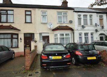 Thumbnail 3 bed terraced house for sale in Saxon Road, Ilford Essex