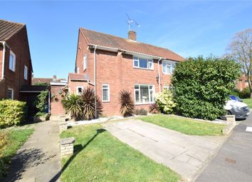 Thumbnail 3 bed semi-detached house for sale in Honeyhill Road, Priestwood, Bracknell, Berkshire