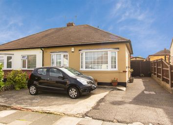 Thumbnail 2 bed semi-detached bungalow for sale in Dulverton Avenue, Westcliff-On-Sea