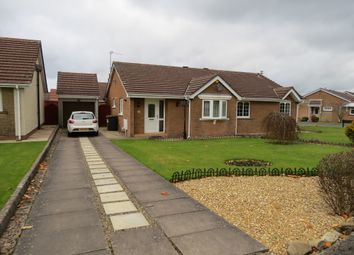 Thumbnail 2 bed semi-detached bungalow for sale in Hawk Place, Moresby Parks, Whitehaven, Cumbria