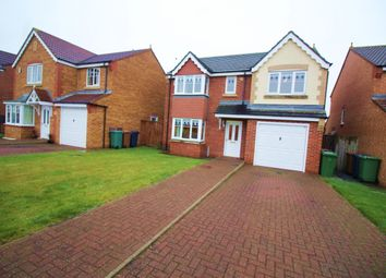 Thumbnail 5 bed detached house for sale in Dunkeld Close, Shiney Row, Houghton Le Spring