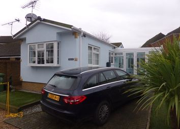 Thumbnail 1 bed mobile/park home for sale in Manygate Park Caravan Site, Mitre Close, Shepperton