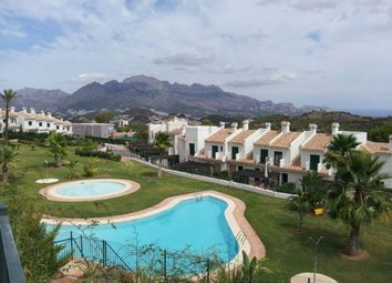 Thumbnail 2 bed town house for sale in Polop (Near Benidorm), Alicante, Spain