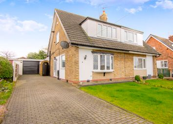 Thumbnail 2 bed semi-detached house for sale in Blenheim Close, Hatfield, Doncaster
