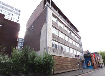 Thumbnail 1 bedroom flat for sale in The Hub, 7 Yeoman Street, Leicester, Leicestershire