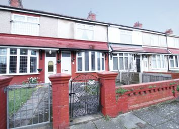 Thumbnail 2 bed terraced house for sale in Thames Road, Blackpool, Lancashire