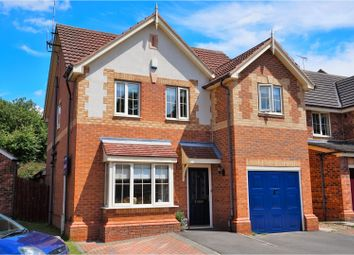 Thumbnail 4 bed detached house for sale in Hanging Bank Court, Anston, Sheffield