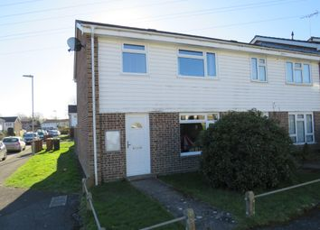Thumbnail 2 bed end terrace house for sale in Ganger Road, Romsey