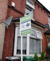 Thumbnail 2 bed end terrace house for sale in Russell Road, Forest Fields, Nottingham