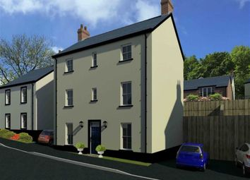 Thumbnail 4 bed detached house for sale in Rowan Way, Blaenavon, Pontypool