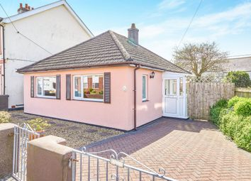 Thumbnail 2 bedroom detached bungalow for sale in Longview Road, Saltash