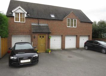 Thumbnail 2 bed flat for sale in Poppyfields, Marehay, Ripley