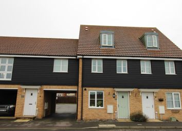 Thumbnail 3 bed terraced house for sale in Rosehip Avenue, Red Lodge