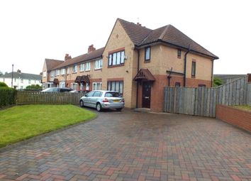 Thumbnail 3 bed terraced house for sale in Linden Avenue, Fenham, Newcastle Upon Tyne