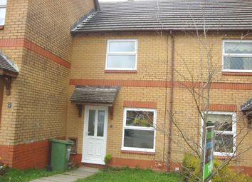 Thumbnail 2 bed terraced house to rent in Cwrt Y Garth, Beddau, Rhonnda Cynon Taff